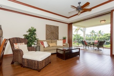 Waikoloa Condo/Townhouse For Sale: 69-1000 Kolea Kai Cir #16E