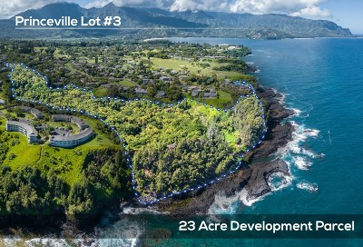 Kauai County Residential Lots & Land For Sale: Kaui Rd