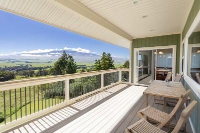 Waimea, Kamuela Single Family Home For Sale: 64-609 Puuohu Pl