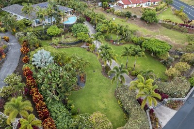 Kailua-Kona Single Family Home For Sale: 73-4526 Hane St