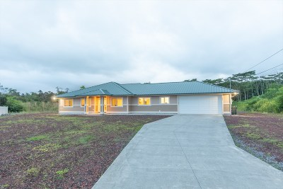 Hilo Single Family Home For Sale: 150 Kimokimo Place