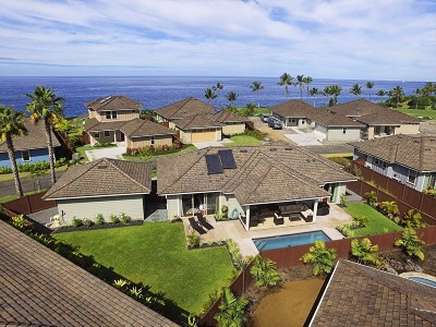 Kailua-Kona Single Family Home For Sale: 78-7058 Holuaki Lp