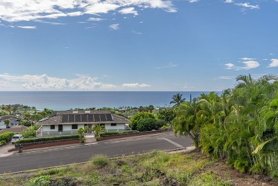 Kailua-Kona Residential Lots & Land For Sale: Kaheiau St