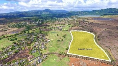 Kauai County Residential Lots & Land For Sale: 5425 Pau A Laka St