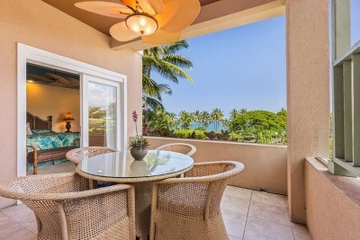 Kailua-Kona Condo/Townhouse For Sale: 78-6721 Alii Dr #2-101