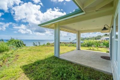Hawaii County Single Family Home For Sale: 32-2611 Pali Ku Place