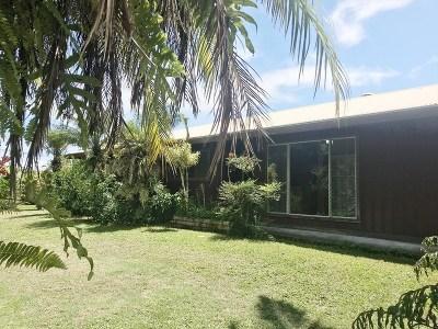 Hilo Single Family Home For Sale: 1292-A Ululani St