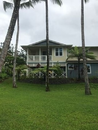 Princeville Condo/Townhouse For Sale: 4919 Pepelani Lp #28B