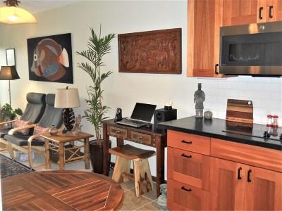 Kauai County Condo/Townhouse For Sale: 3-3400 Kuhio Hwy #C305
