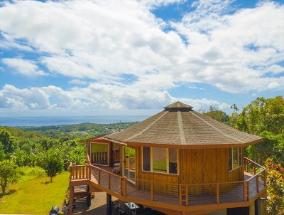 Kauai County Residential Lots & Land For Sale: 4680 Uha Rd #1