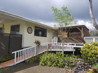 Single Family Home For Sale: 92-8841 Hawaii Blvd