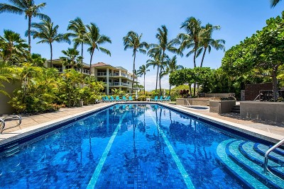 Waikoloa Beach Resort Condo/Townhouse For Sale: 69-1010 Keana Pl #E103