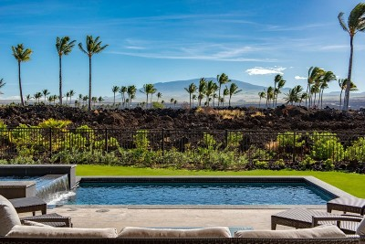 Mauna Lani Resort, 49 Black Sand Beach Condo/Townhouse For Sale: 68-1210 S Kaniku Alanui #15C1