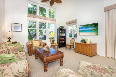 Waikoloa Beach Resort Condo/Townhouse For Sale: 69-555 Waikoloa Beach Dr #2005