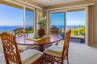 Kona Vistas Subdiv Single Family Home For Sale: 76-4359 Leilani St
