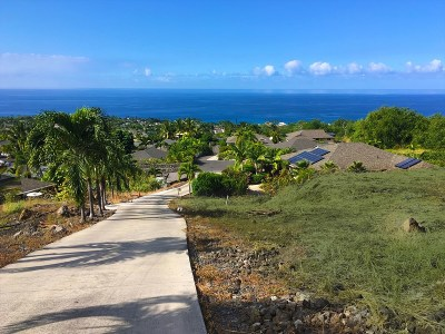 Hawaii County Residential Lots & Land For Sale: 77-460-A Moeuhane Pl
