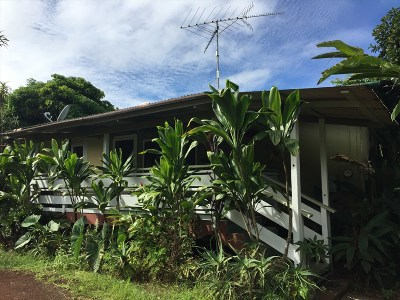 Captain Cook Single Family Home For Sale: 88-2660 Papa Homestead Rd