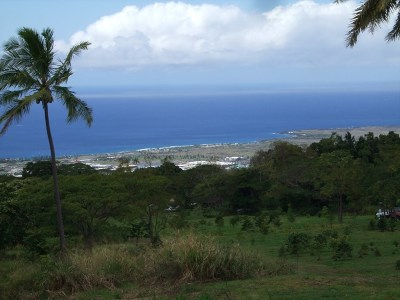 Hawaii County Residential Lots & Land For Sale: 75-5302 Mamalahoa Hwy