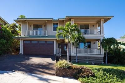Waikoloa Single Family Home For Sale: 68-1838 Puu Nui St
