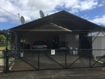 Hilo Single Family Home For Sale: 415-A Kukuau St