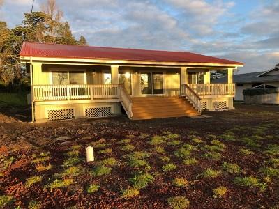 Hawaii County Single Family Home For Sale: 16-2390 Ainaloa Dr