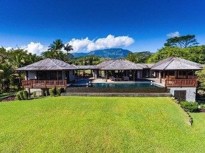 Kauai County Single Family Home For Sale: 6180 Kahiliholo