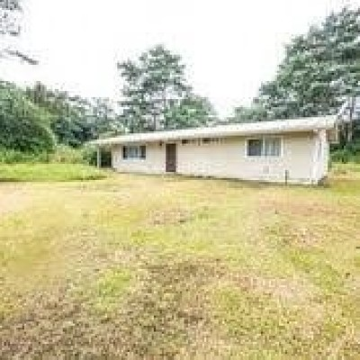Keaau HI Single Family Home For Sale: $269,000