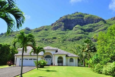 Kauai County Single Family Home For Sale: 2321-K Niumalu Rd #A