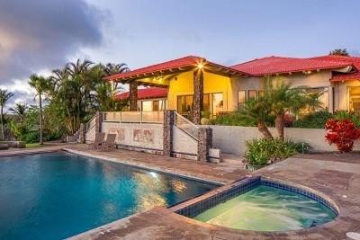 Kohala Ranch Single Family Home For Sale: 59-1058 Kohala Ranch Rd