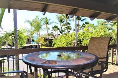 Kailua-kona Condo/Townhouse For Sale: 78-261 Manukai St #1304