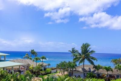 Kauai County Residential Lots & Land For Sale: 2582 Poipu Beach Rd
