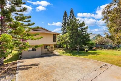 Waikoloa Single Family Home For Sale: 68-1780 Niu Haohao Pl