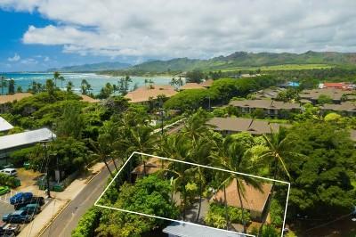 Kapaa Single Family Home For Sale: 414 Wailua Kai St