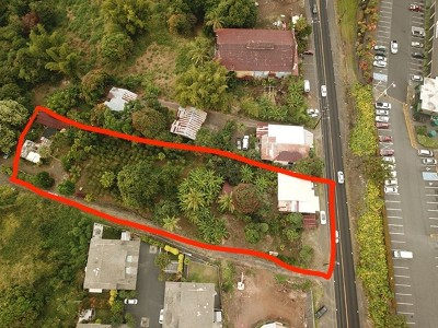 Single Family Home For Sale: 82-6085 Hawaii Belt Rd