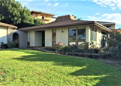 Waikoloa Single Family Home For Sale: 68-1868 Puu Nui St