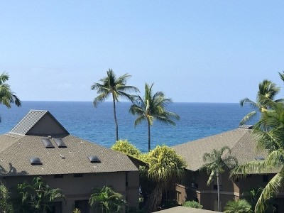 Kailua-kona Condo/Townhouse For Sale: 78-261 Manukai St #1205
