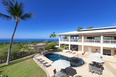 Hawaii County Condo/Townhouse For Sale: 78-7110 Kaluna St #1C