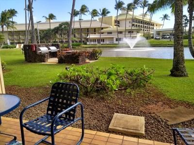 Kauai County Condo/Townhouse For Sale: 4330 Kauai Beach Dr #D8