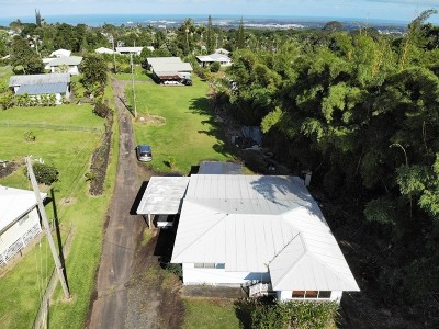 Hilo Single Family Home For Sale: 6 Chong St
