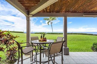 Kailua-Kona Condo/Townhouse For Sale: 78-6800 Alii Dr #2104