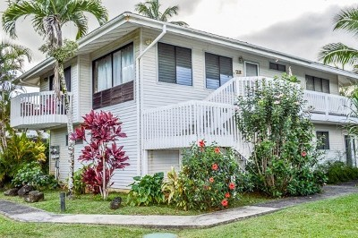 Kauai County Single Family Home For Sale: 421 Kaholalele Rd #2