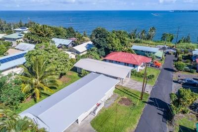 Hilo Single Family Home For Sale: 7 Vierra Lane