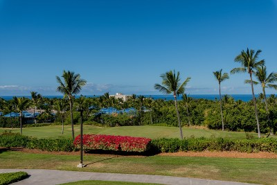 Hawaii County Condo/Townhouse For Sale: 78-7070 Alii Dr #A203