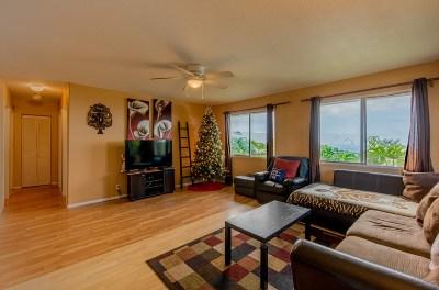 Kailua-Kona Single Family Home For Sale: 73-1180 Loloa Dr