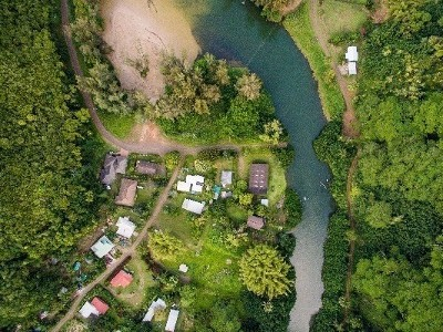 Kauai County Single Family Home For Sale: 3167 Kalihiwai Rd #B