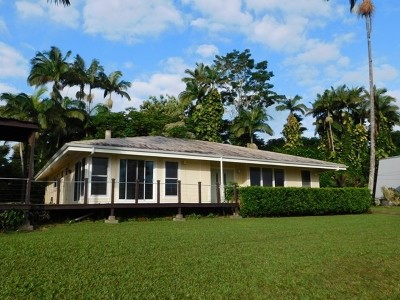 Hilo Single Family Home For Sale: 65 Makakai Pl