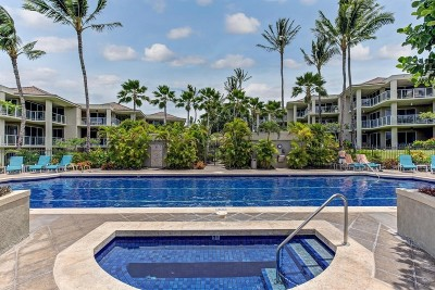 Waikoloa Condo/Townhouse For Sale: 69-1010 Keana Pl #E105