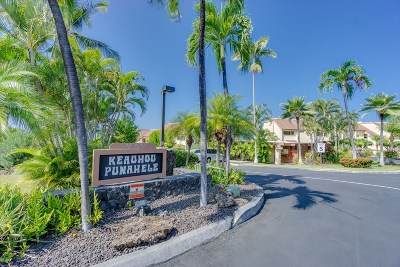 Hawaii County Condo/Townhouse For Sale: 78-7070 Alii Dr #A204