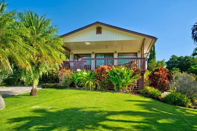 Kauai County Single Family Home For Sale: 3908 Niho Rd