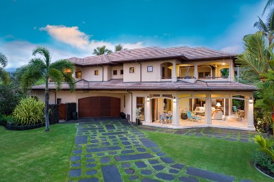 Single Family Home For Sale: 77-212 Ke Alohi Kai Pl